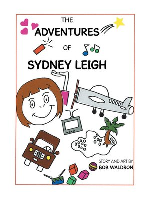 cover image of The Adventures of Sydney Leigh