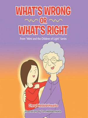 cover image of What'S Wrong or What'S Right