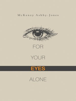 cover image of For Your Eyes Alone