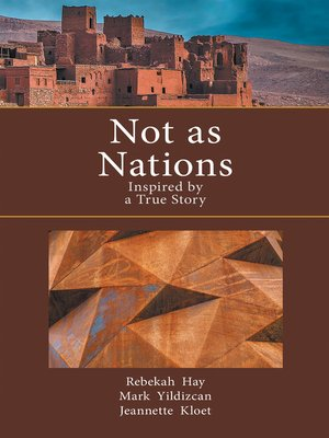 cover image of Not as Nations