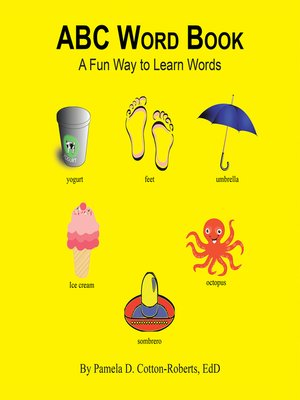 cover image of Abc Word Book