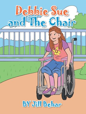 cover image of Debbie Sue and the Chair