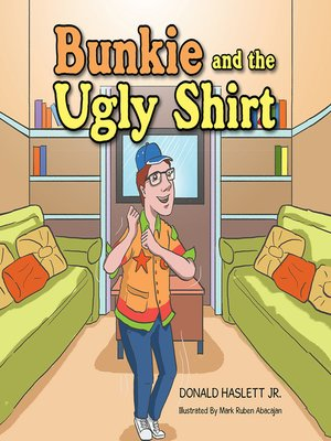 cover image of Bunkie and the Ugly Shirt