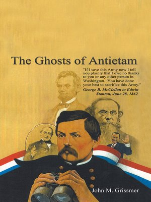 cover image of The Ghosts of Antietam