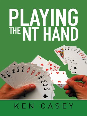 cover image of Playing the Nt Hand