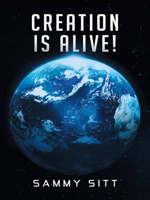 cover image of Creation Is Alive!
