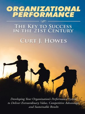 cover image of Organizational Performance