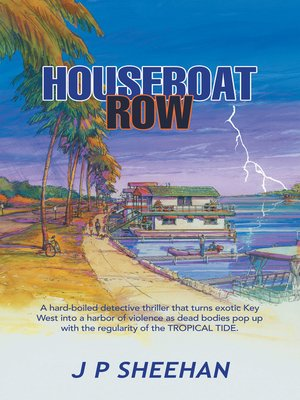 cover image of Houseboat Row