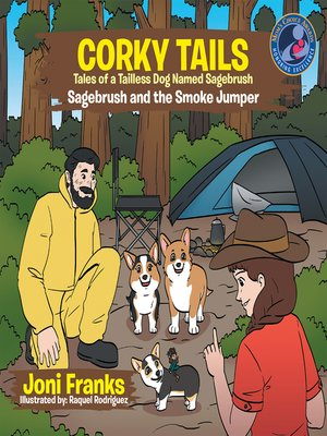 cover image of Corky Tails Tales of Tailless Dog Named Sagebrush