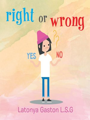 cover image of Right or Wrong