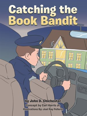 cover image of Catching the Book Bandit