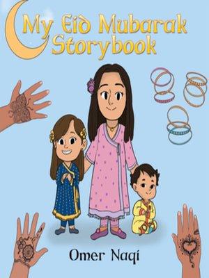 cover image of My Eid Mubarak Storybook