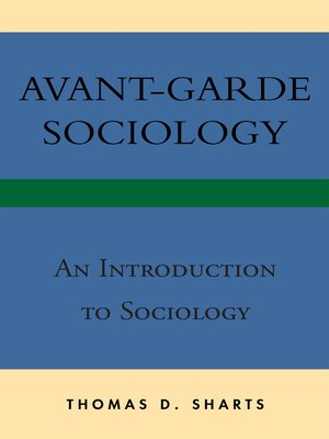 cover image of Avant-Garde Sociology