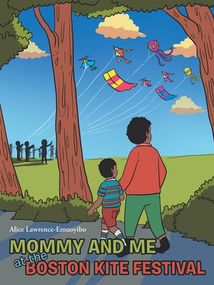 cover image of Mommy and Me at the Boston Kite Festival