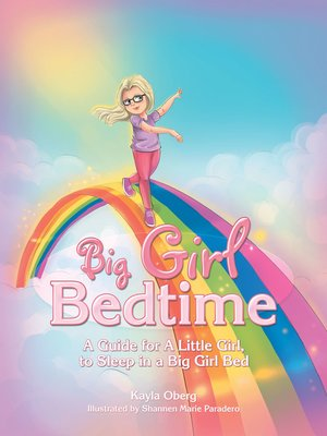 cover image of Big Girl Bedtime