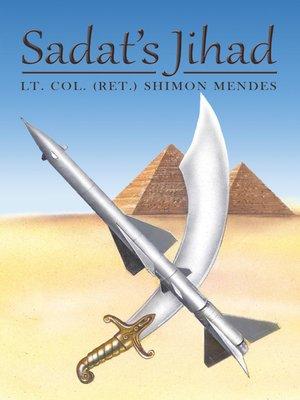 cover image of Sadat'S Jihad