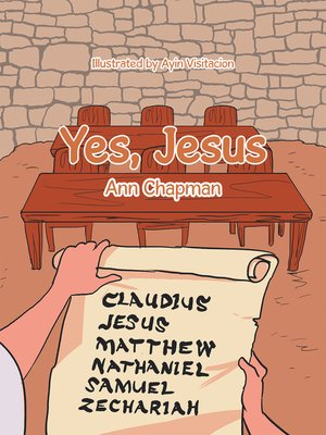 cover image of Yes, Jesus