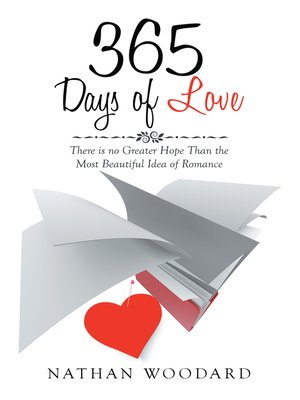 cover image of 365 Days of Love