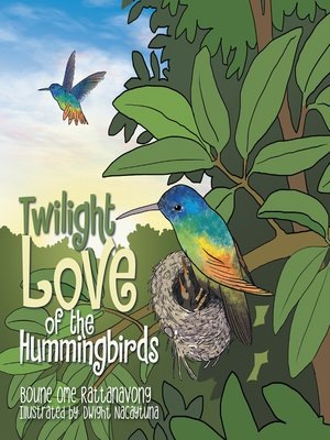 cover image of Twilight Love of the Hummingbirds