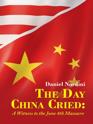 cover image of The Day China Cried
