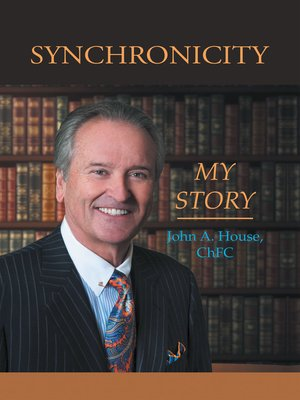 "cover image of Synchronicity ""My Story"""