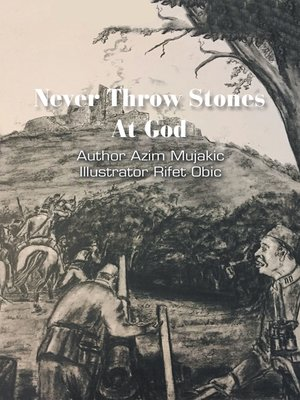 cover image of Never Throw Stones at God