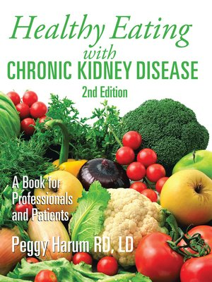 cover image of Healthy Eating with Chronic Kidney Disease