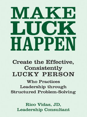 cover image of Make Luck Happen