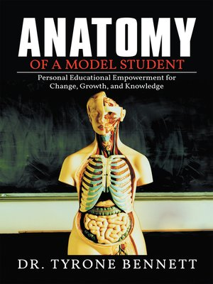 cover image of Anatomy of a Model Student