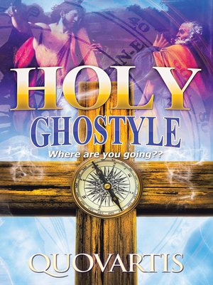 cover image of Holy  Ghostyle
