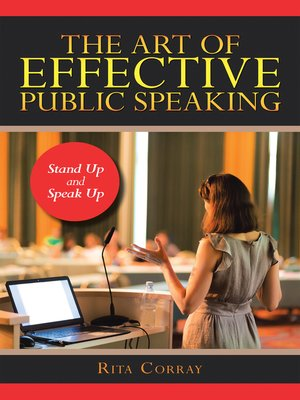 cover image of The Art of Effective Public Speaking