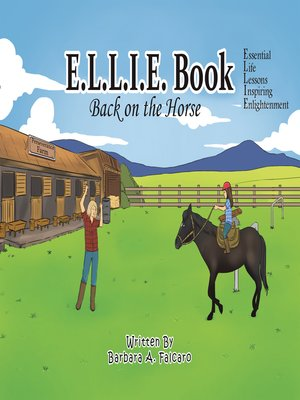 cover image of E.L.L.I.E. Book