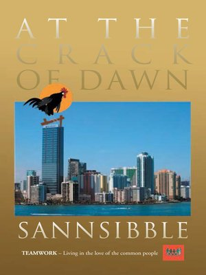 cover image of At the Crack of Dawn