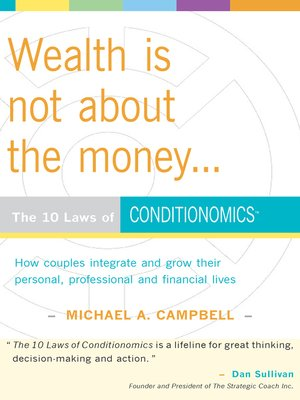 cover image of Wealth Is Not About the Money