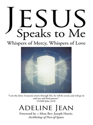 cover image of Jesus Speaks to Me