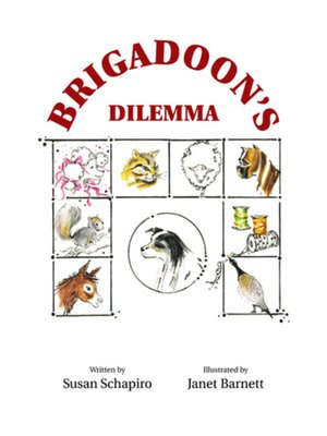 cover image of Brigadoon's Dilemma