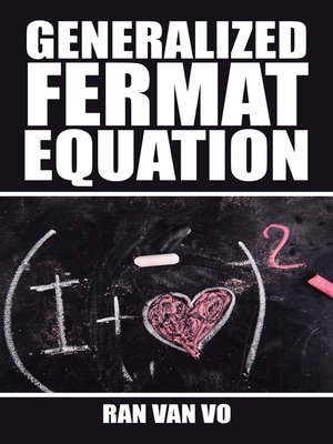 cover image of Generalized Fermat Equation