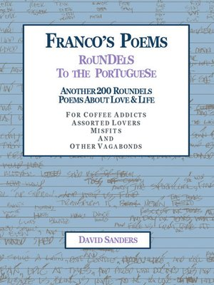 cover image of Franco's Poems Roundels to the Portuguese