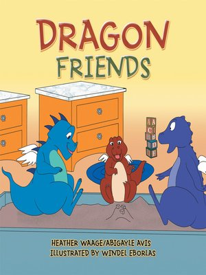 cover image of Dragon Friends