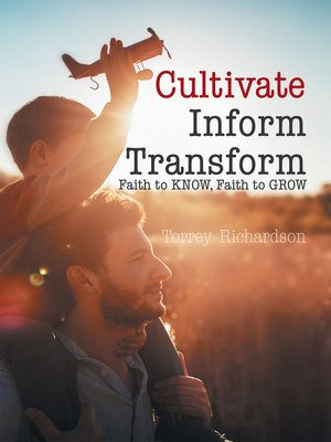 cover image of Cultivate, Inform, Transform