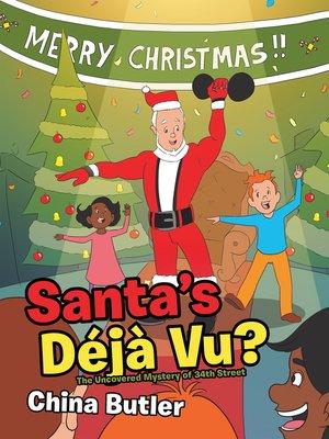 cover image of Santa's Déjà Vu?