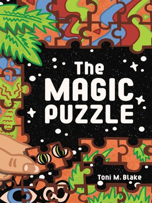 cover image of The Magic Puzzle