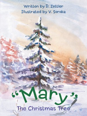 "cover image of ""Mary"" the Christmas Tree"