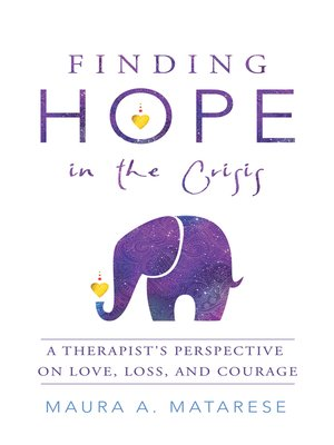 cover image of Finding Hope in the Crisis