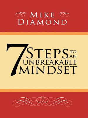 cover image of 7 Steps to an Unbreakable Mindset