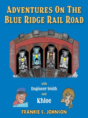 cover image of Adventure on the Blue Ridge Rail Road