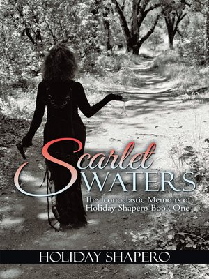 cover image of Scarlet Waters