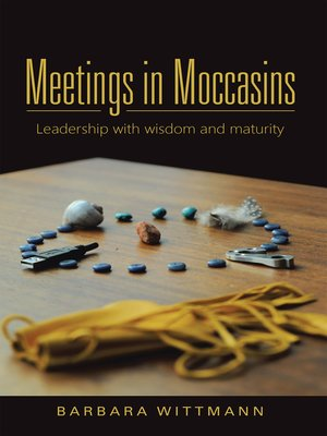 cover image of Meetings in Moccasins