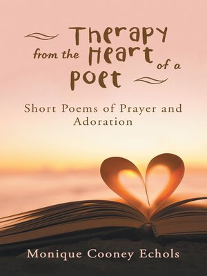 cover image of Therapy from the Heart of a Poet