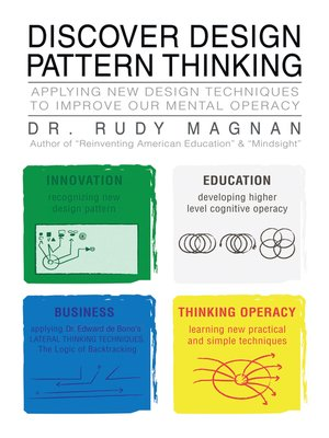 cover image of Discover Design Pattern Thinking